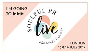 Soulful PR LIfe with Janet Murray