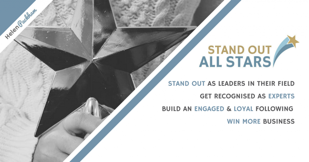 Stand out all stars leadership program uk