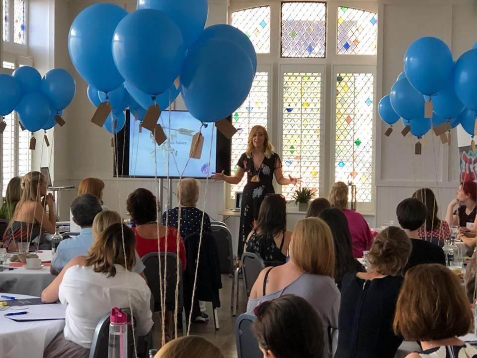Entrepreneurial Leaders Live with Helen Packham