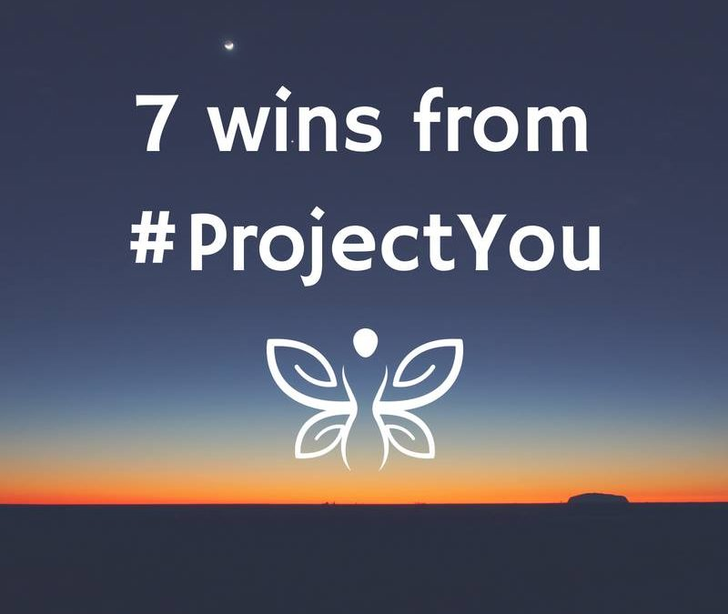 7 Wins From #ProjectYou