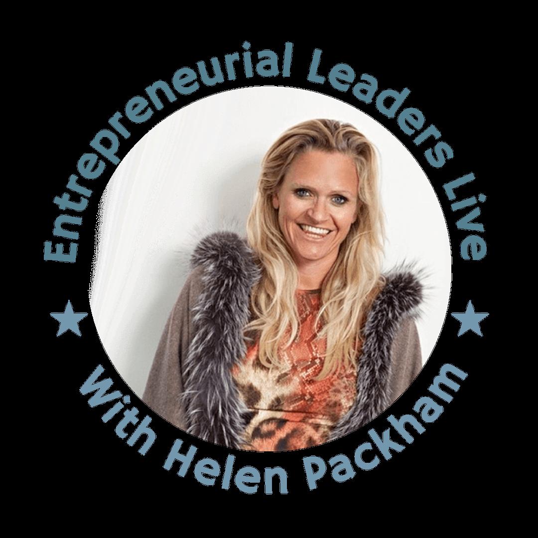Entrepreneurial Leaders Live 2019 - Helen Packham