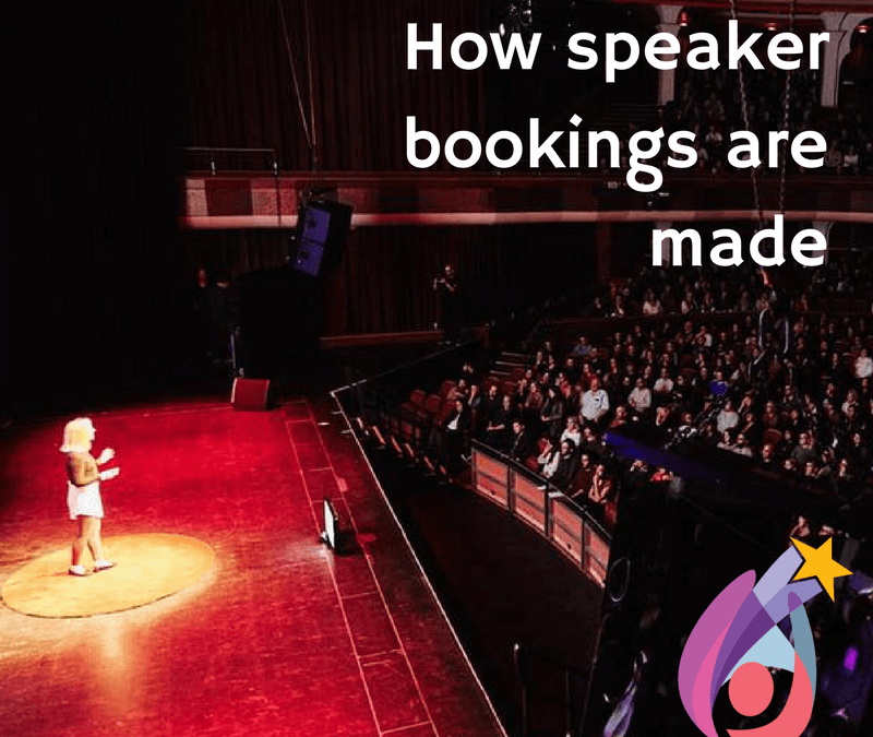 How Speaker Bookings Are Made
