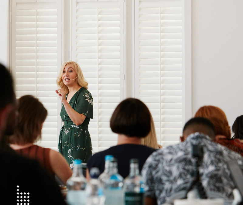How to refocus on harnessing your speaker skills