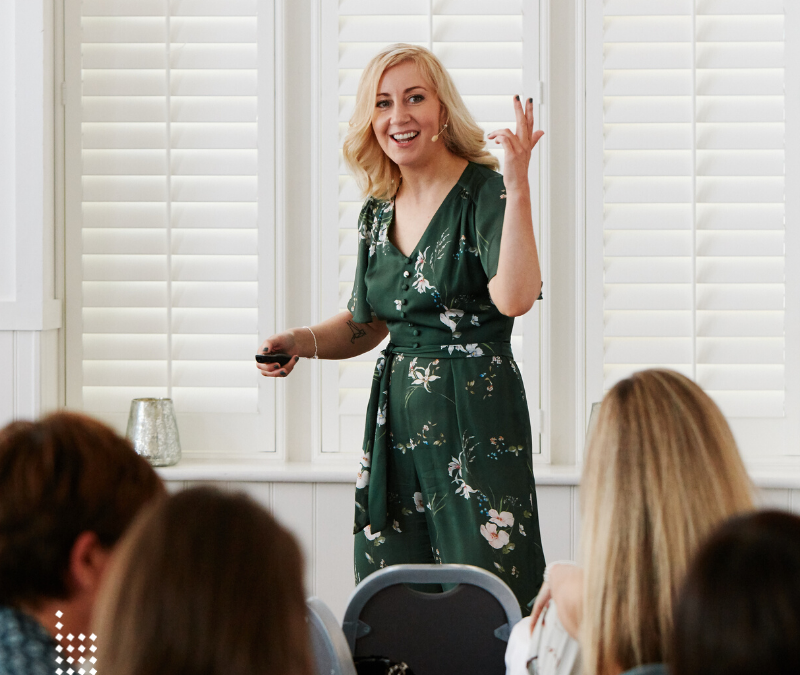 4 strategies to unlock your confidence as a speaker