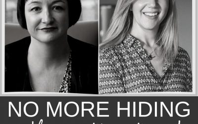 No More Hiding podcast interview with Gemma Stow